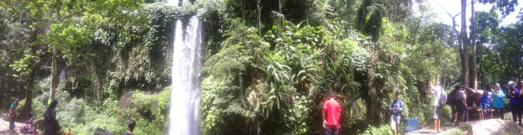 sendang gile water fall